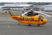 N618CK - Croman Corp Sikorsky S-61N aircraft