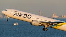 JA01HD - Air Do - Hokkaido International Airlines Boeing 767-300ER aircraft