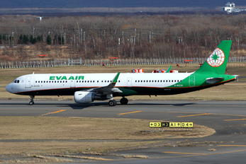 B-16226 - Eva Air Airbus A321