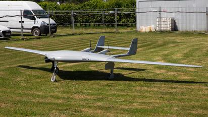 SP-XFT - WB Electronics WB Electronics MANTA VTOL Tactical UAV