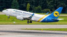 UR-GAS - Ukraine International Airlines Boeing 737-500 aircraft