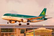 EI-DEA - Aer Lingus Airbus A320 aircraft