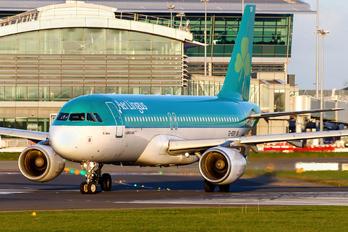 EI-EDP - Aer Lingus Airbus A320