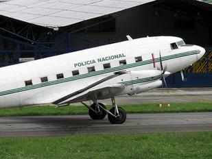 PNC-0257 - Colombia - Police Basler BT-67 Turbo 67