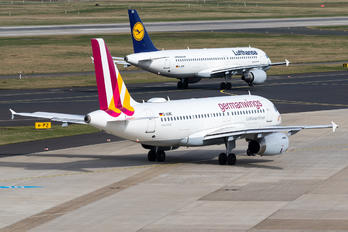 D-AGWC - Germanwings Airbus A319