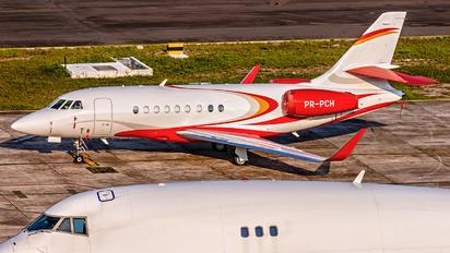 PR-PCH - Private Dassault Falcon 2000LX