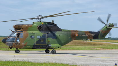 1244 - France - Army Aerospatiale SA-330 Puma