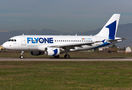 New Airbus A319 for Fly One