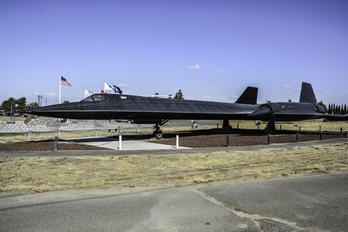 61-7960 - USA - Air Force Lockheed SR-71A Blackbird