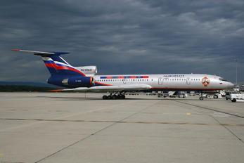 RA-85637 - Aeroflot Tupolev Tu-154M