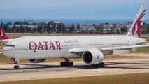 A7-BAJ - Qatar Airways Boeing 777-300ER aircraft