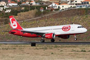 D-ABHJ - Niki Airbus A320