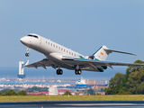 EC-MSC - Private Bombardier BD-700 Global 6000 aircraft