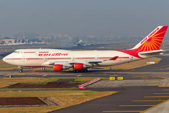 VT-EVA - Air India Boeing 747-400
