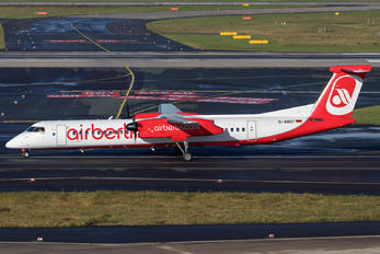 D-ABQT - Air Berlin de Havilland Canada DHC-8-402Q Dash 8
