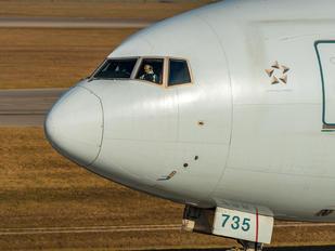 C-FIUR - Air Canada Boeing 777-300ER