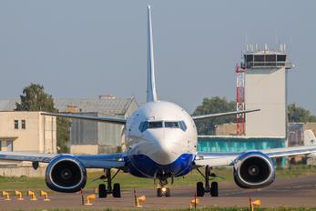 VP-BYQ - Transaero Airlines Boeing 737-500