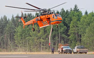 N172AC - Erickson Air-Crane Sikorsky S-64E/F Skycrane aircraft