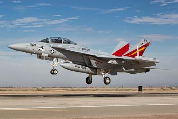 166858 - USA - Navy McDonnell Douglas EA-18G Growler