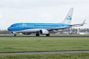 PH-BXD - KLM Boeing 737-800 aircraft