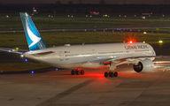 B-LRS - Cathay Pacific Airbus A350-900 aircraft