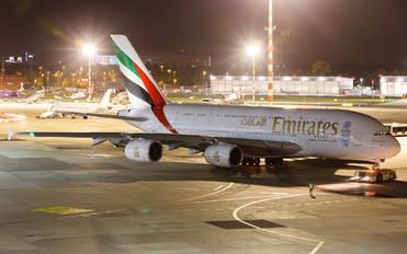 A6-EEY - Emirates Airlines Airbus A380