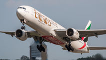 A6-EMM - Emirates Airlines Boeing 777-300 aircraft
