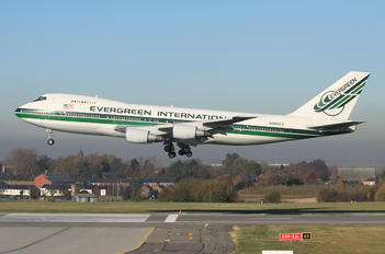 N488EV - Evergreen International Boeing 747-200