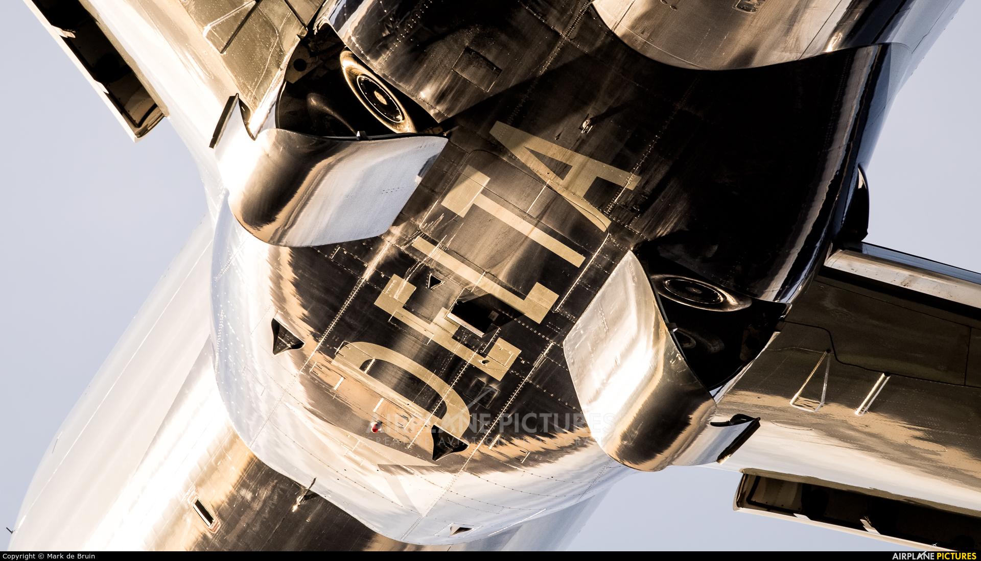 Delta Air Lines N819NW aircraft at Amsterdam - Schiphol