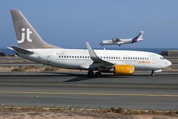 OH-JTZ - Jet Time Boeing 737-700