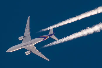 HS-THG - Thai Airways Airbus A350-900