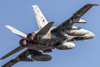 C.15-96 - Spain - Air Force McDonnell Douglas F/A-18A Hornet