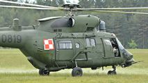 0819 - Poland - Army PZL W-3PL Głuszec aircraft
