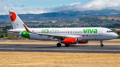 XA-VAT - VivaAerobus Airbus A320