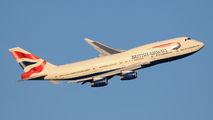 G-BNLY - British Airways Boeing 747-400 aircraft