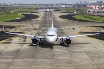 VT-ITU - IndiGo Airbus A320 NEO