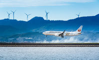 JA316J - JAL - Japan Airlines Boeing 737-800 aircraft