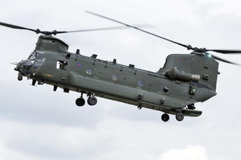 ZA720 - Royal Air Force Boeing Chinook HC.2