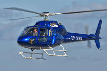 SP-SSN - Private Eurocopter AS355 Ecureuil 2 / Squirrel 2