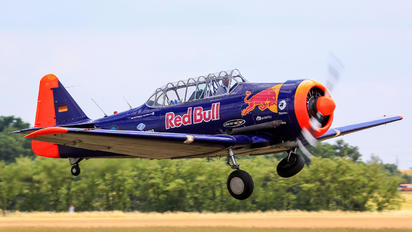 D-FHGK - The Flying Bulls North American Harvard/Texan (AT-6, 16, SNJ series)