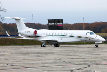 M-CPRS - - Airport Overview Embraer EMB-135BJ Legacy 600