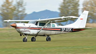 SP-ASK - Aeroklub Warmińsko-Mazursk Cessna 206 Stationair (all models)
