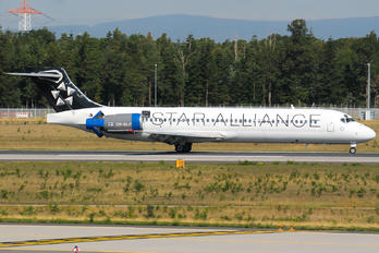 OH-BLP - Blue1 Boeing 717