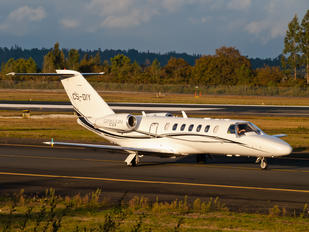 CS-DIY - Private Cessna 525B Citation CJ3