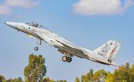 832 - Israel - Defence Force McDonnell Douglas F-15C Eagle aircraft