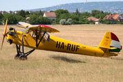 HA-RUF - Private Rubik R-18C aircraft