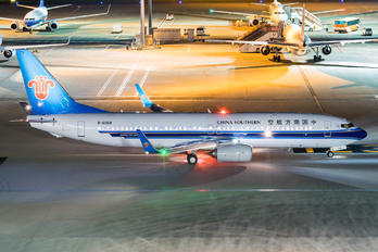 B-6068 - China Southern Airlines Boeing 737-800