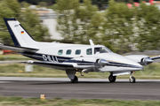 D-ILLI - Private Beechcraft 60 Duke aircraft