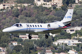 G-SPRE - Private Cessna 550 Citation Bravo