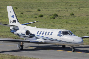 M-LEFB - Private Cessna 550 Citation II